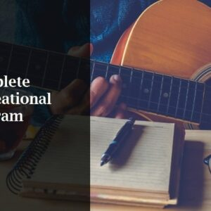 Complete Recreational Program (CRP) in Guitar